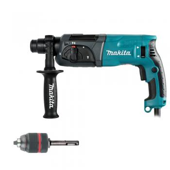 Перфоратор Makita HR 2470 X - slide 1