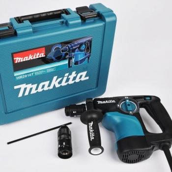 Перфоратор Makita HR 2810 T - slide 2