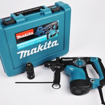 Перфоратор Makita HR 2811 FT - slide 2