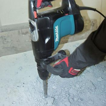Перфоратор Makita HR 4501 C - slide 2